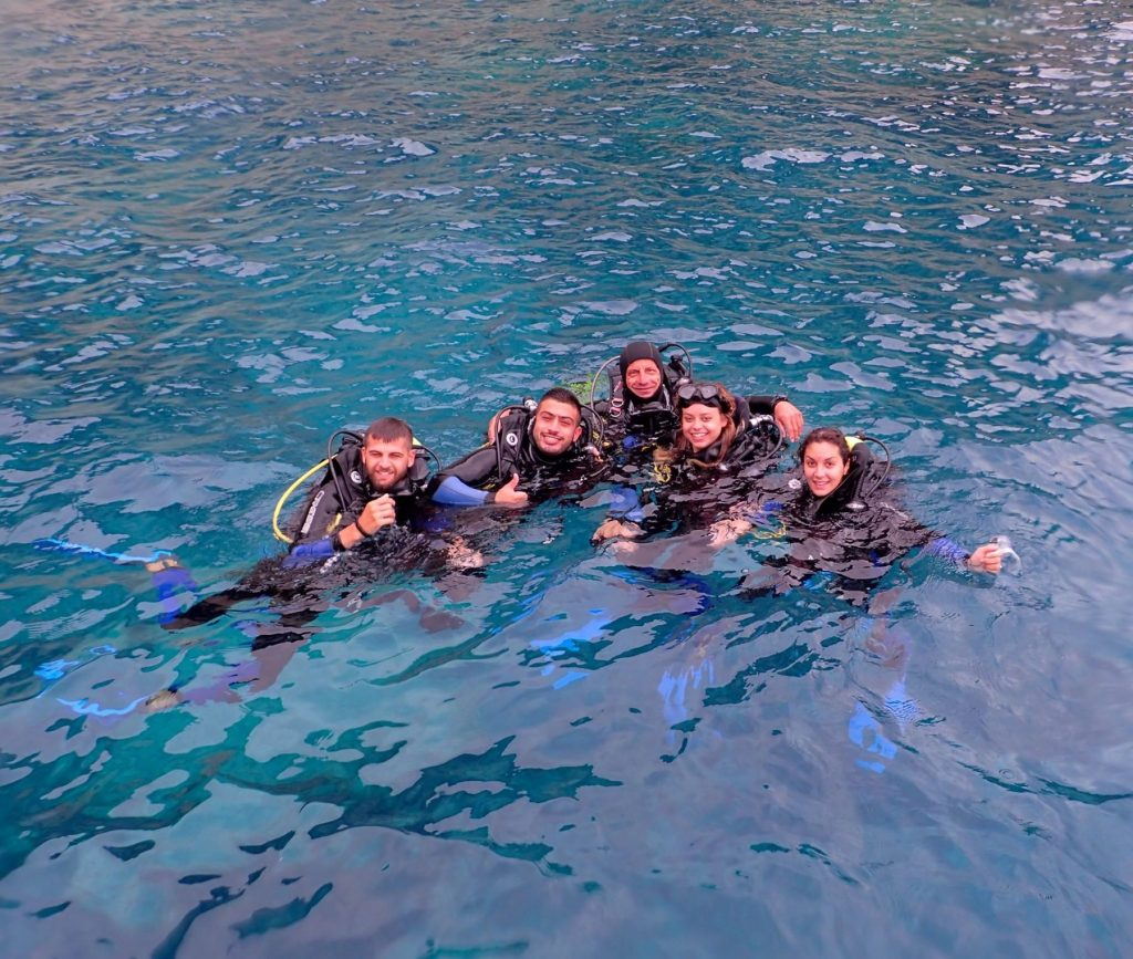 Paxos Oasis Sub | Diving Lessons